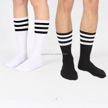 Three Stripe Mens Sport Basketball Socks