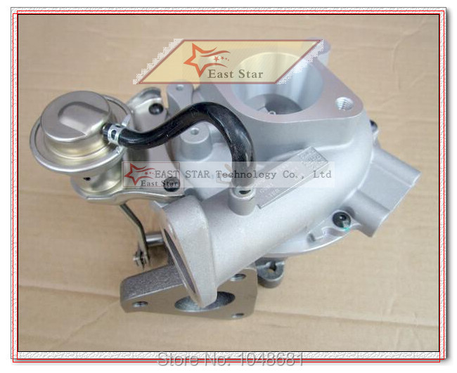 RHF4H 14411-VK500 VB420058 Turbine Turbocharger For NISSAN Navara 2.5DI X-Trail 2001-03 2.2DI MD22 2.5L 133HP YD22ETI 2.2L 136HP (5)