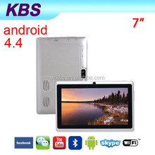 Cheap China Android Tablet 4GB Ram/Android Tablet Pc With 3G TF Card