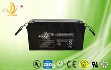JL power sealed lead acid solar battery 12V150AH UPS