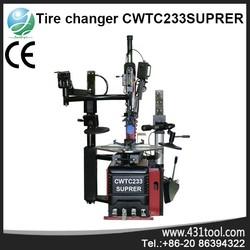 CWTC233SUPER automatic performance tire remover changer machine equipment