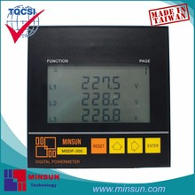 MSDP-300 LCD Display Three Phase Digital Power Meter with Modbus Interface