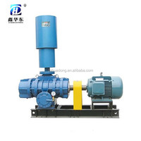 Manufacture of high pressure blower and blower door and sirocco blower