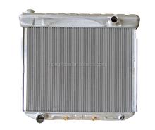 Full Aluminum radiator for involving cars