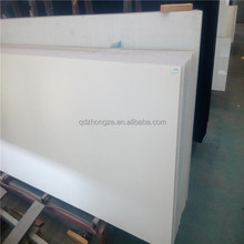 white silk screen printing glass table top/furniture glass/glass table top