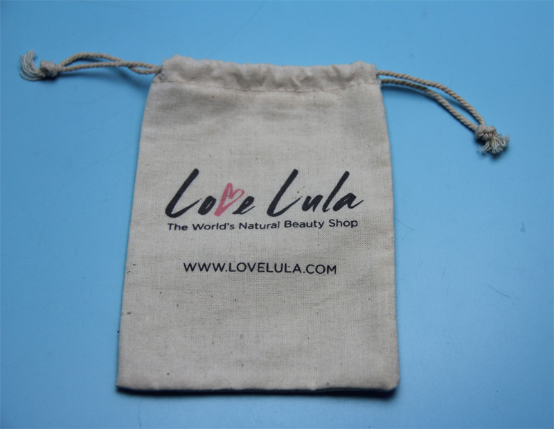 wholesale custom jewellery gift fabric cotton drawstring pouch,nice price cotton drawstring bags