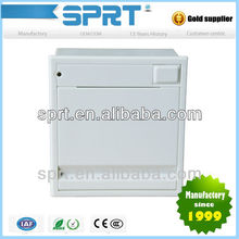 Impresora térmica panel/de cheques electrónicos de la impresora