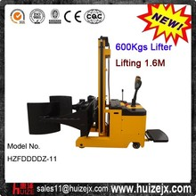 Heavy Duty Full Electric Filling Drum Lifter, 1.6M,Max.Lifting Height