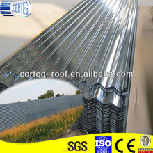 Corrugated Zinc Coated Cheap China Panel Metal