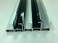 hot type aluminum photo frame profiles factory price