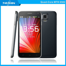 """MTK6582 5""""HD(1280*720) Capacitive Screen Android 4.2 1GB+4GB unlocked quad core mobile phone"""