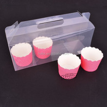 plastic cupcake packaging Wholesale, gift boxes macaron Factory Price