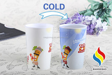 Reflection Cup Color Changing Promotion Item