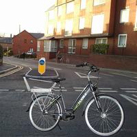 Magic bike! electric city bike, Battery Operated Bicycle, mini electric city bike