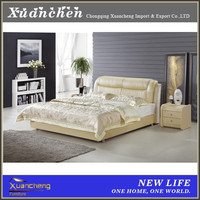 latest rustic wooden bed designs,XC-SWNS-220
