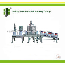 GCJ01-50-IIBZ Weighting Type Filling and Cover Pressing Machine Automatically