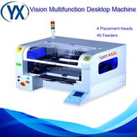 SMT460 SMT SMD LED Pick and Place Machine/Automatic SMT Mounter SMD Pick and Place Machine/Led Production Machine