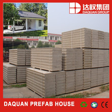 1-DQ EPS Fireproofing and calcium silicate surfaced EPS cement wall panel