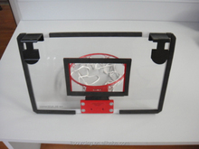 Fiberglass basketball backboard