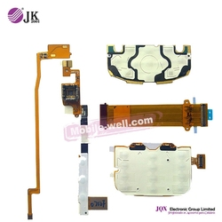 [JQX] Brand New Original All Flex Cables For Sony Ericsson W20 Spare Parts