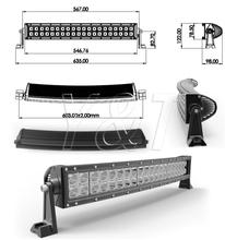 Y&T hot sale led lights for motorcycle helmet, with e-mark led light bar for SUV ATV UTV