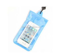 Oem factory made water proof phone cover pvc bag