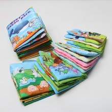 Lamaze cloth book islamic soft book baby soft book