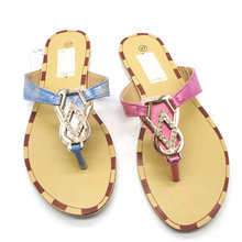 customized dignity women fitting of slipper of decoration