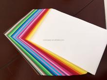 A2/ A3/ A4/ A5/ A6/ 35 * 50 CM/ 50 *70 CM color paper