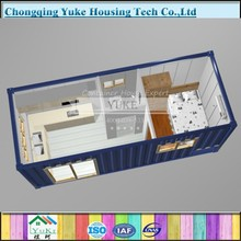 Fast Building Container House/Modular House/Prefab House for Living