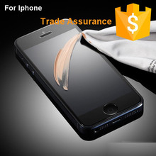 9H Hardness Round Edge 2.5D Tempered Glass Screen Protector For IPhone
