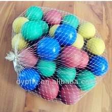wholesale hollow rubber ball rubber bouncy balls
