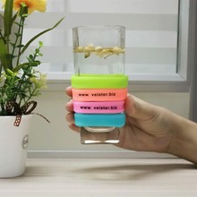 Hot sale Multi-functional Silicon Rubber Phone Case Cover Wrist Band Ring Elastic Protective Frame for iPhone 5