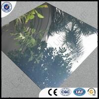Exterior Wall Mirror/ Brushed 2mm Aluminium Composite Panel
