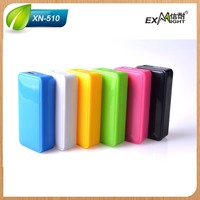 18650 battery durable powerbank 4000 mAh, battery portable charger