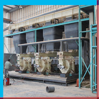 Forest Hard Wood Fuel Pellet Production Line with CE