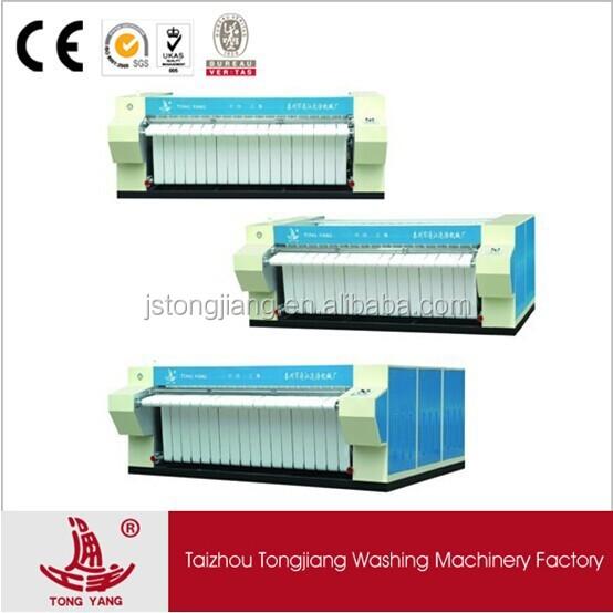 linen press machine