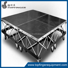 2015 Innovative TFR Aluminum Stage Stage Flooring Material Sell Modular Stage For Sale, Exhibition, Performance Decoration