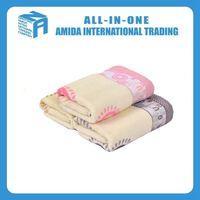 competitive price popular jacquard face towel