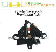 hiace hood lock toyota hiace spare parts 53510-26070 for hiace 2005 up,hiace 200,KDH 200,commuter,quantum