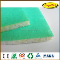 waterproof carpet sponge underlay