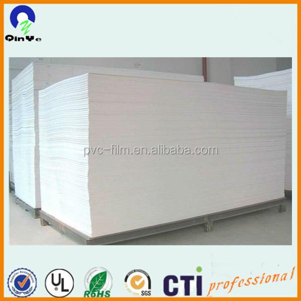 4x8 high density pvc foam sheet