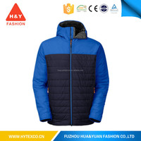 OEM cheap western ultra thin foldable winter down jacket
