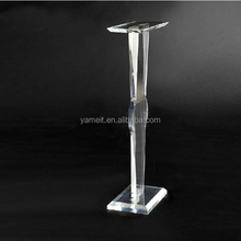 Acrylic furniture table tea table teak bench chair