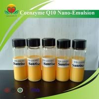 Lower Price Coenzyme Q10 Nano-emulsion