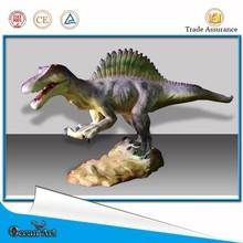 Handmade dinosaur souvenir sculpture