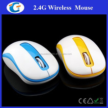 Corporate gift personalized wireless mouse for pc laptop