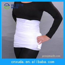 Gauze tied with double maternal laparotomy month of breathable cummerbund waist belt tied abdomen with postpartum corset