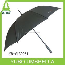 Cheapest promotion custom logo printing golf umbrella double 8K ribs large golf umbrella