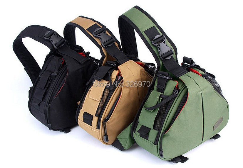 Fashion Casual Dslr Camera Bag Messenger Shoulder Bag 83